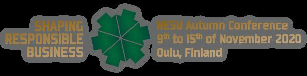 NESU Autumn Conference 2020